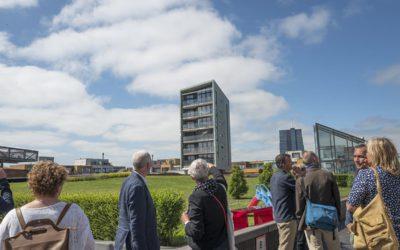 25-jarig jublieum van prijsvraag stadscentrum Almere